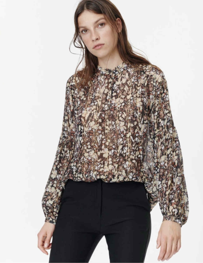 Munthe Hobby Blouse back