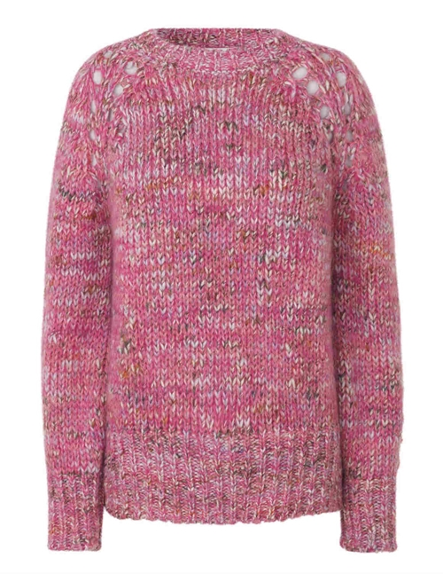 hubert jumper - pink