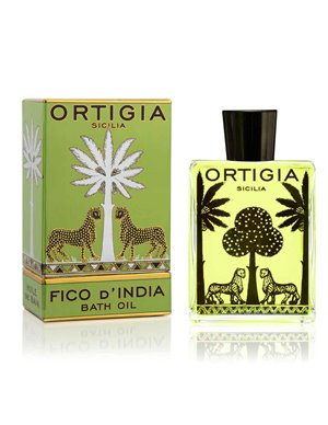 Ortigia fico d india bath oil 200ml
