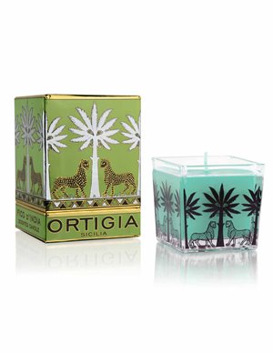 Ortigia fico d india candle square