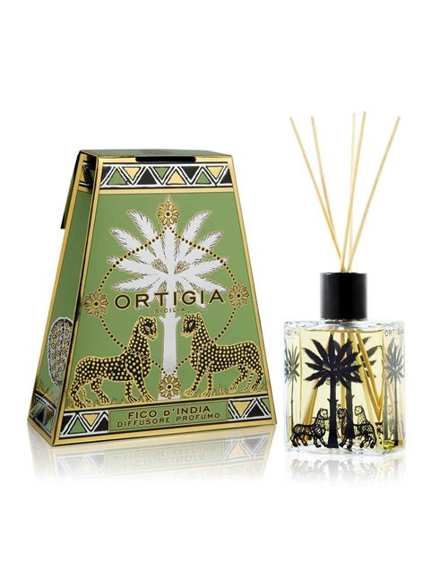Ortigia fico d'india diffuser 100ml - palma