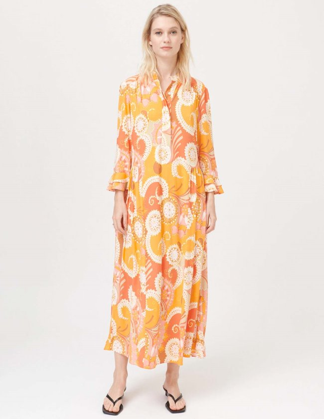 Dea Kudibal rosanna dress - orange