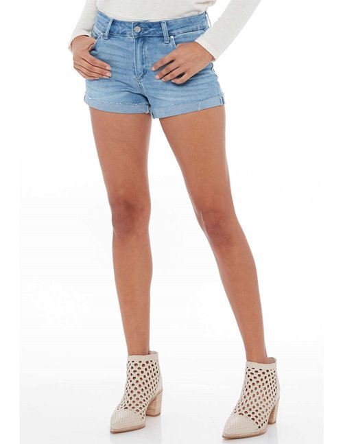 Paige jimmy jimmy raw cuff shorts - belle