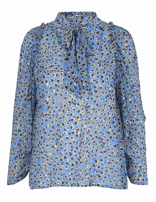 Munthe Jadyn Top - Blue