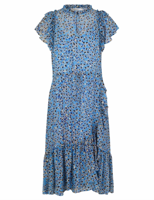 jess dress - blue