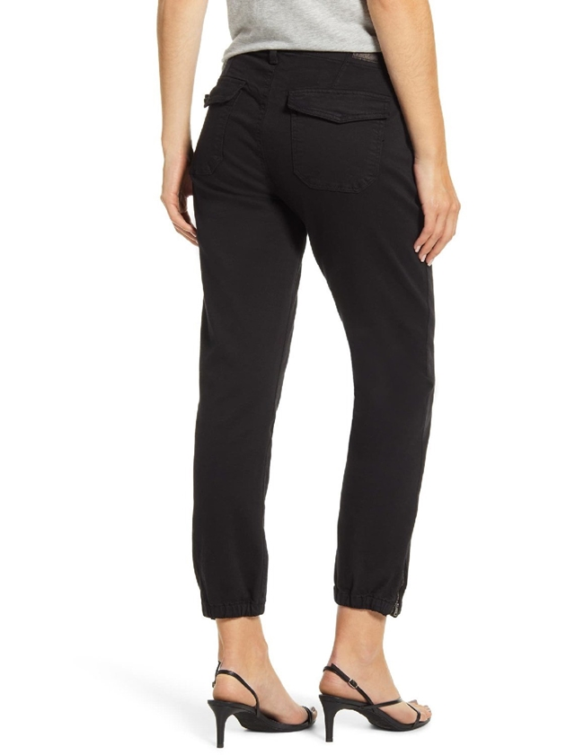 Paige Mayslie Jogger Black side