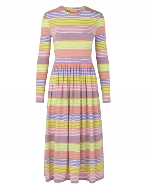 joel jersey dress - stripes
