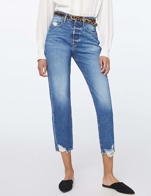 Frame le original jeans - angeles sand blue