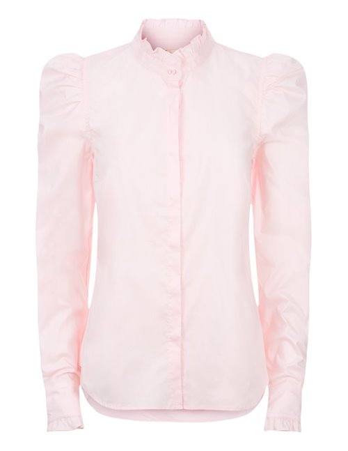 hania blouse - pink