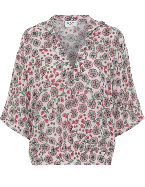 Day Birger et Mikkelsen Day Fiore Top (Smoke)