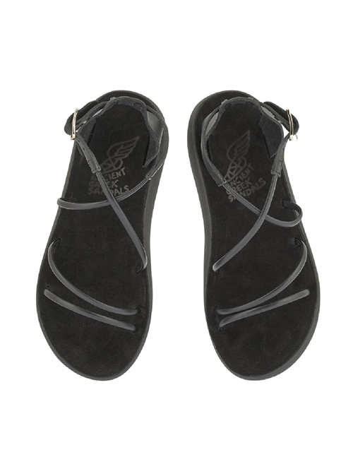 Ancient Greek Sandals anastasia comfort sandals - black