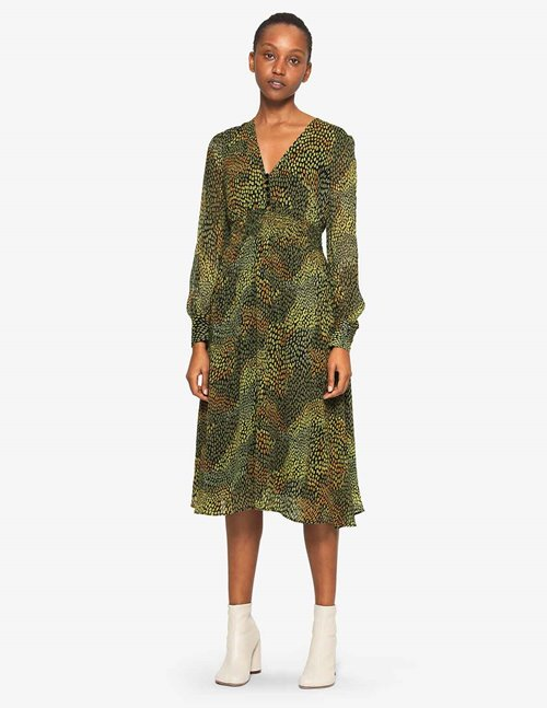 Baum und Pferdgarten akelly dress - camo meadow