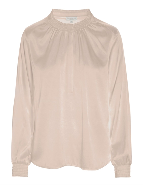 Dea Kudibal faith silk tunic top - rose pink