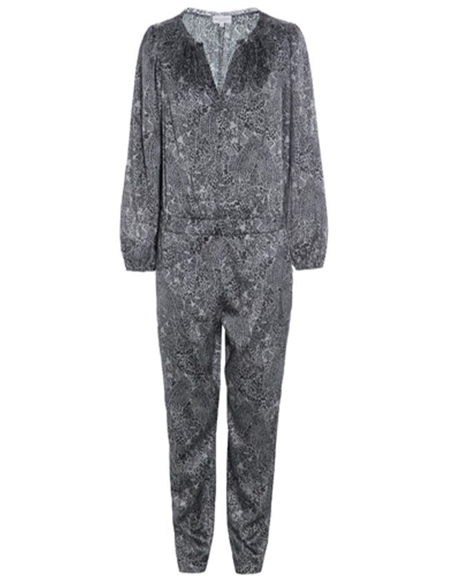 Dea Kudibal diana jumpsuit - jungle grey back
