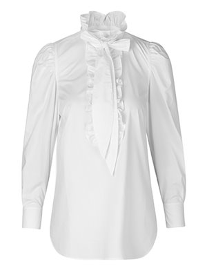 Day Birger et Mikkelsen day kar shirt - white fog