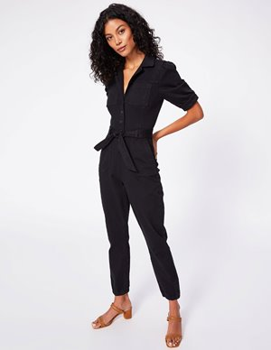 Paige mayslie jumpsuit - washed black