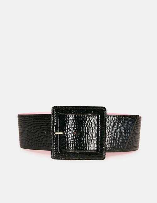 Essentiel Antwerp wavage belt - green