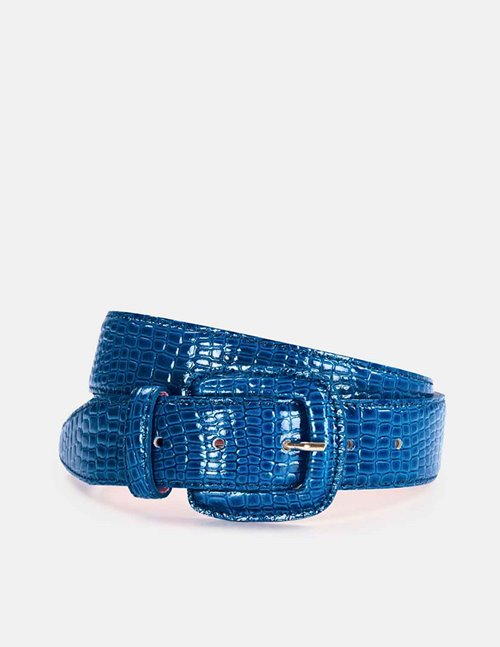 Essentiel Antwerp wree belt - persian sky blue