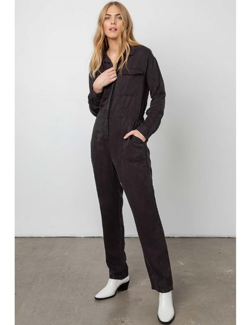Rails dixon boilersuit - black
