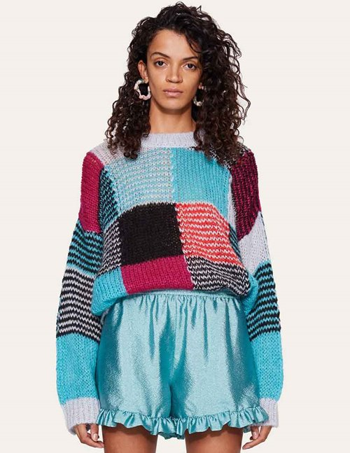 Stine Goya sana jumper - multicolour
